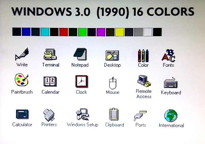 Elle a travaillé pour de nombreuses autres firmes de la silicon valley, dont oh surprise Microsoft pour windows 3.1