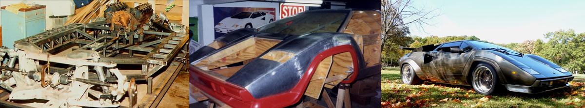 Ken Imhoff Lamborghini step by step