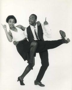 Lindy hop couple années 30