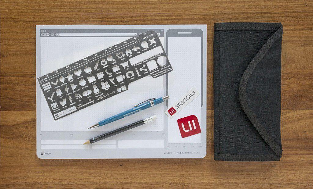 UI Stencil kit : présentation